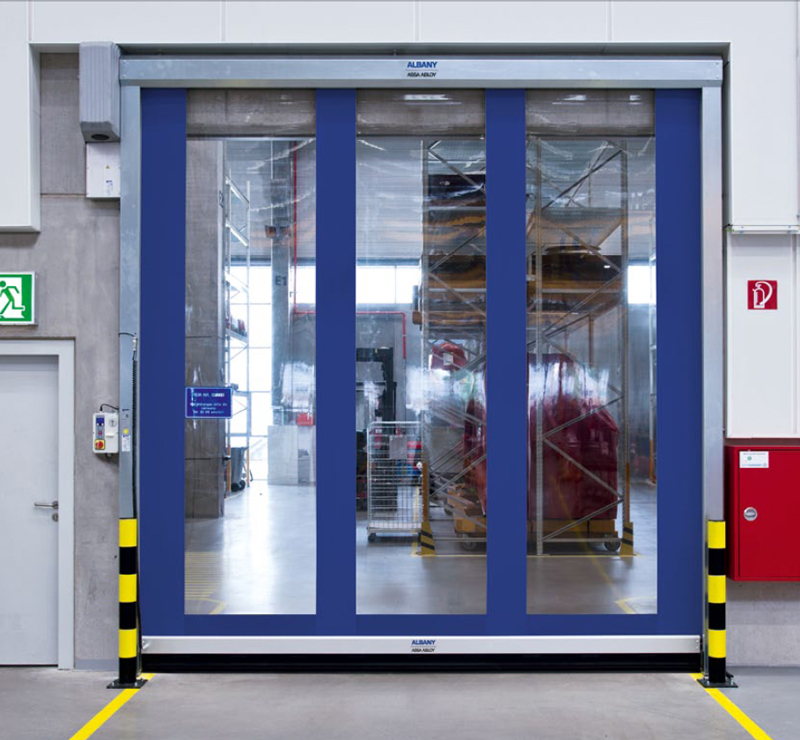 Usi industriale rapide ALBANY ASSA ABLOY - Poza 5