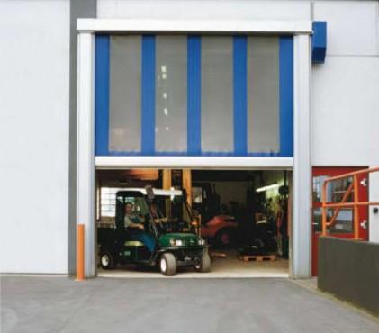 Prezentare produs Usi industriale rapide ALBANY ASSA ABLOY - Poza 8
