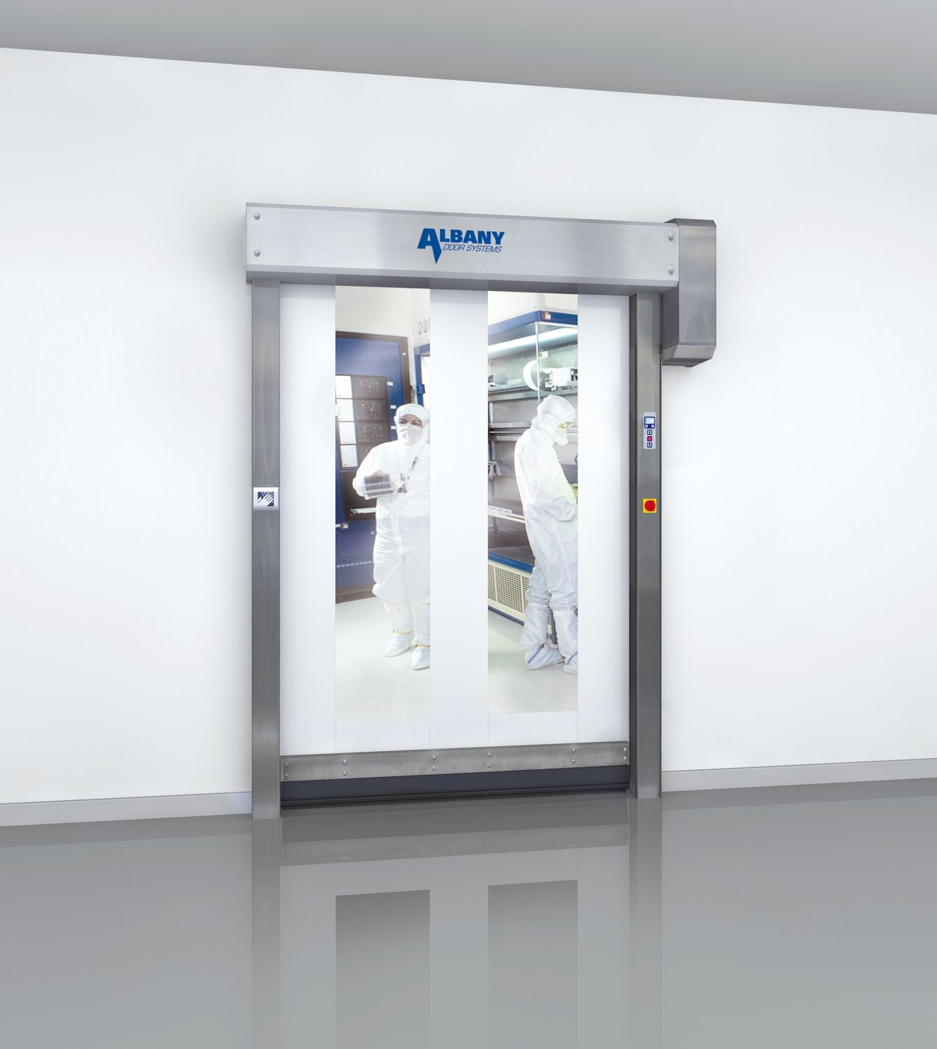 Usi industriale rapide ALBANY ASSA ABLOY - Poza 4