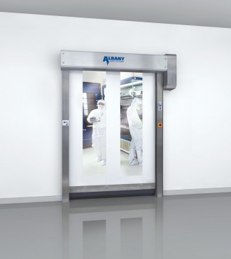Exemple de utilizare Usi industriale rapide ALBANY ASSA ABLOY - Poza 4