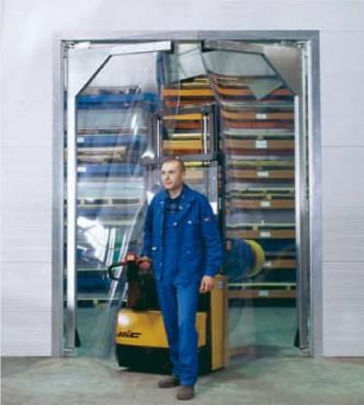 Prezentare produs Usi industriale rapide ALBANY ASSA ABLOY - Poza 18