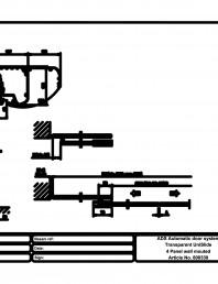 Usa automata transparenta 4 - montare pe perete