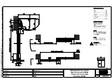 Usa automata semi-transparenta 2 - montare pe perete dreapta ASSA ABLOY - Besam Semi-transparent