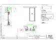 Usa automata glisanta 1 - montare pe perete cu deschidere stanga ASSA ABLOY - Besam Frame