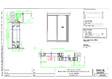 Usa automata glisanta 2 - montare pe perete cu deschidere stanga ASSA ABLOY - Besam Frame