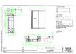 Usa automata glisanta 2 - montare pe perete cu deschidere dreapta ASSA ABLOY - Besam Frame