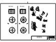 Usa automata rotativa - Slim NCD ASSA ABLOY - Besam RD3, Besam RD4