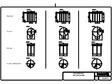 Usa automata rotativa - cadru 18 / 21 / 24 Slim ASSA ABLOY - Besam RD3
