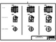 Usa automata rotativa - cadru 18 / 21 / 24 Slim NCD ASSA ABLOY - Besam RD3