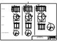 Usa automata rotativa - cadru 27 / 30 / 36 ASSA ABLOY - Besam RD3