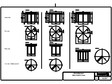 Usa automata rotativa - cadru 27 / 30 / 36 ASSA ABLOY - Besam RD4
