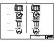 Usa automata rotativa - 27 / 30 Slim ASSA ABLOY - Besam RD4