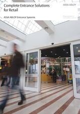 Solutii de acces complete pentru retail BESAM ASSA ABLOY