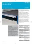 Rampa de egalizare cu muchie telescopică pentru autocamioane şi autoutilitare ASSA ABLOY - DL6030C