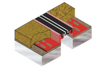 Profile de dilatatie Profilele de dilatatie PROLUX sunt rezistente la frictiuni si presiune. Sunt fabricate din aliaj de aluminiu de tip ALGMSI 0.5/F22.
