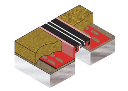 Profile de dilatatie din aliaj de aluminiu, pentru pardoseala sau pereti PROLUX