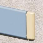Piesa de inchidere la capete pentru PPS100 - PIC100 - Sisteme pentru protectia peretilor - PROTEK
