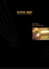 Table, benzi din cupru si alama pentru aplicatii rezidentiale, industriale si arhitecturale SOFIA MED
