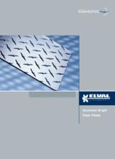 Placi din aluminiu pentru pentru decoratiuni interioare, camere frigorifice, platforme camioane ELVAL