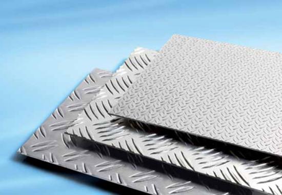 Tabla, foi, panouri din aluminiu pentru aplicatii industriale si rezidentiale ELVAL