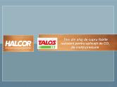 Tevi din aliaj de cupru pentru aplicatii de CO2 de inalta presiune HALCOR