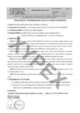 Tratament tip hidroizolatie prin cristalizare XYPEX