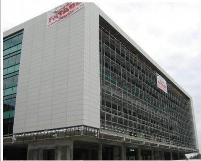 Lucrari Xypex - produse pentru impermeabilizarea si protectia betonului prin cristalizare  / GLASS HOUUSE