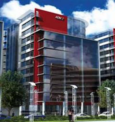 Lucrari Xypex - produse pentru impermeabilizarea si protectia betonului prin cristalizare  / Pipera-Business-Tower-are-un-singur-chirias