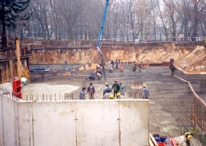 Lucrari Xypex - produse pentru impermeabilizarea si protectia betonului prin cristalizare  / 15