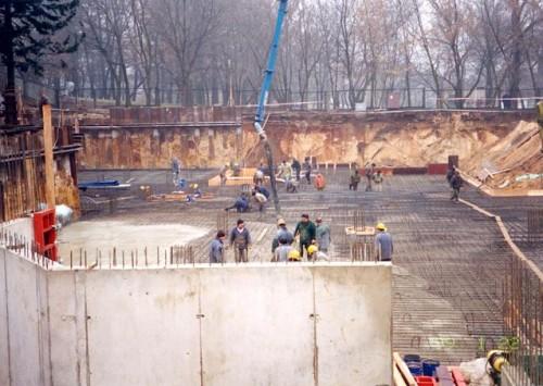 Lucrari de referinta Lucrari Xypex - produse pentru impermeabilizarea si protectia betonului prin cristalizare  XYPEX - Poza 23