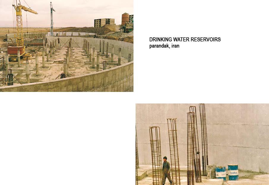 Lucrari internationale - Produse pentru impermeabilizarea si protectia betonului prin cristalizare XYPEX - Poza 13