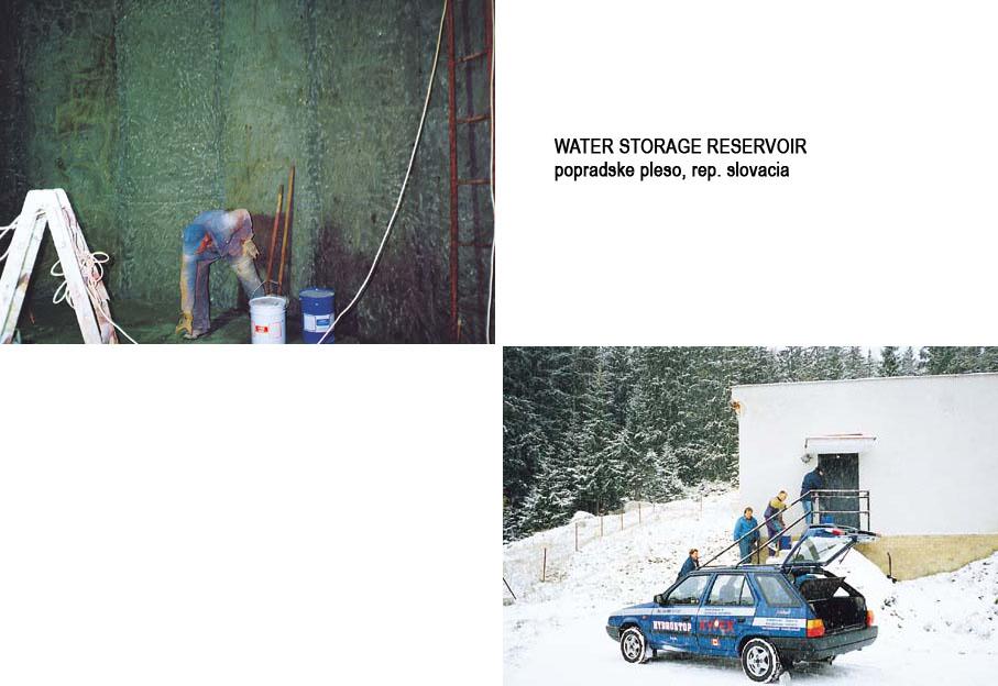 Lucrari internationale - Produse pentru impermeabilizarea si protectia betonului prin cristalizare XYPEX - Poza 16