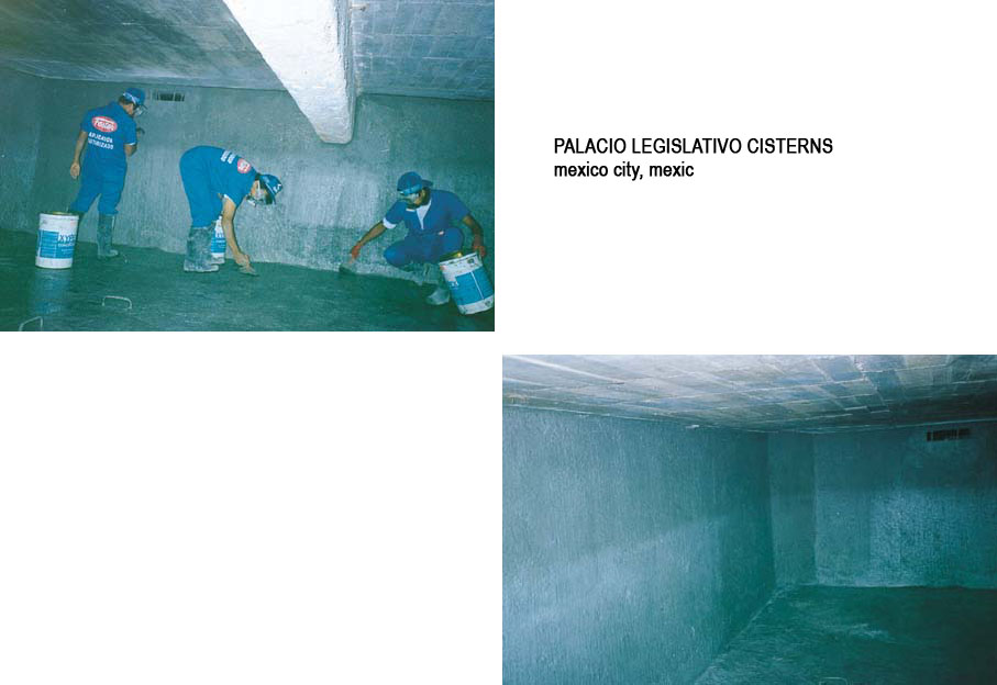 Lucrari internationale - Produse pentru impermeabilizarea si protectia betonului prin cristalizare XYPEX - Poza 18