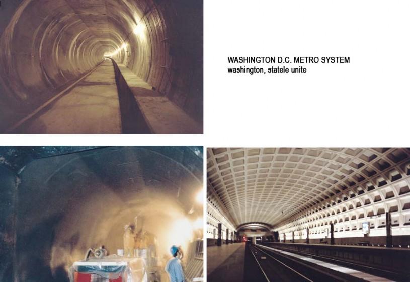 Lucrari, proiecte Lucrari internationale - Produse pentru impermeabilizarea si protectia betonului prin cristalizare XYPEX - Poza 20