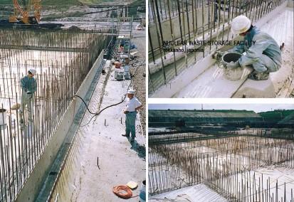 Lucrari internationale - Produse pentru impermeabilizarea si protectia betonului prin cristalizare / Untitled19