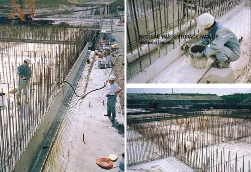 Lucrari de referinta Lucrari internationale - Produse pentru impermeabilizarea si protectia betonului prin cristalizare XYPEX - Poza 24