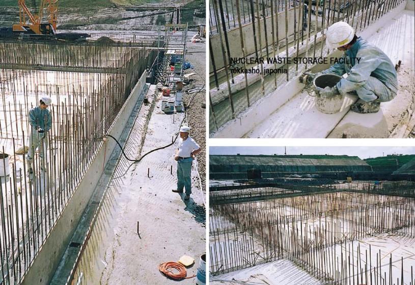 Lucrari, proiecte Lucrari internationale - Produse pentru impermeabilizarea si protectia betonului prin cristalizare XYPEX - Poza 24
