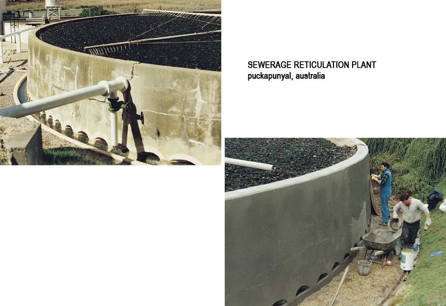Lucrari internationale - Produse pentru impermeabilizarea si protectia betonului prin cristalizare XYPEX - Poza 25