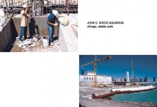 Lucrari, proiecte Lucrari internationale - Produse pentru impermeabilizarea si protectia betonului prin cristalizare XYPEX - Poza 26