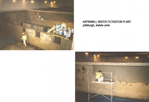 Lucrari de referinta Lucrari internationale - Produse pentru impermeabilizarea si protectia betonului prin cristalizare XYPEX - Poza 2