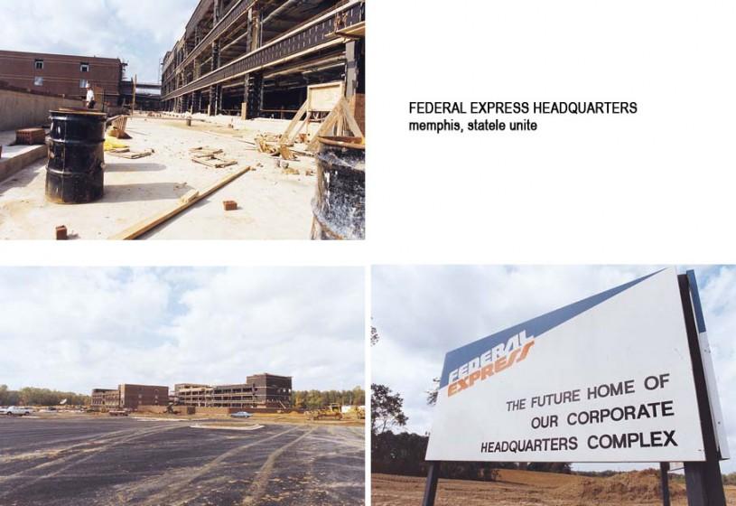 Lucrari, proiecte Lucrari internationale - Produse pentru impermeabilizarea si protectia betonului prin cristalizare XYPEX - Poza 34