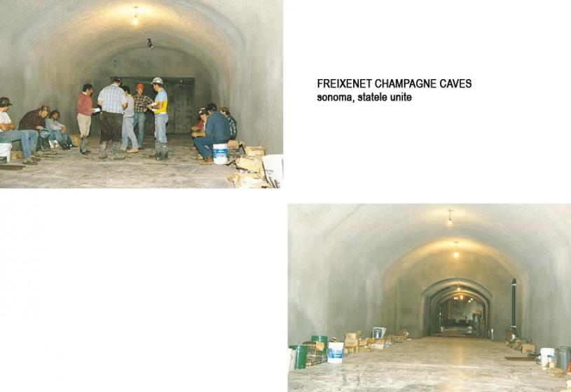 Lucrari, proiecte Lucrari internationale - Produse pentru impermeabilizarea si protectia betonului prin cristalizare XYPEX - Poza 35
