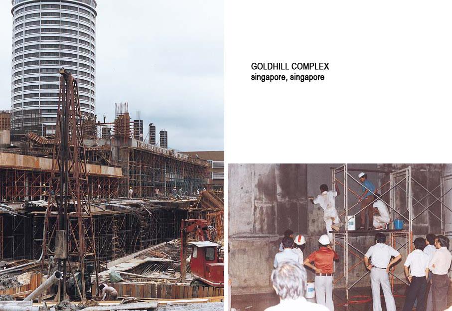 Lucrari internationale - Produse pentru impermeabilizarea si protectia betonului prin cristalizare XYPEX - Poza 36