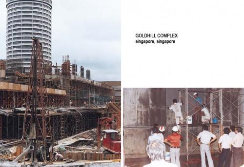 Lucrari, proiecte Lucrari internationale - Produse pentru impermeabilizarea si protectia betonului prin cristalizare XYPEX - Poza 36