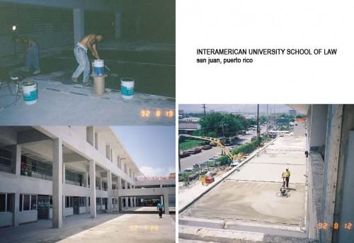 Lucrari de referinta Lucrari internationale - Produse pentru impermeabilizarea si protectia betonului prin cristalizare XYPEX - Poza 38