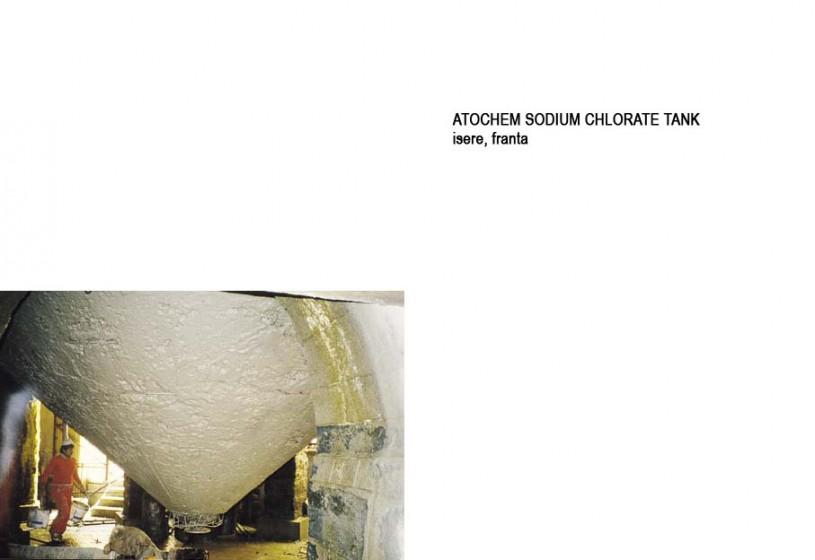 Lucrari, proiecte Lucrari internationale - Produse pentru impermeabilizarea si protectia betonului prin cristalizare XYPEX - Poza 43