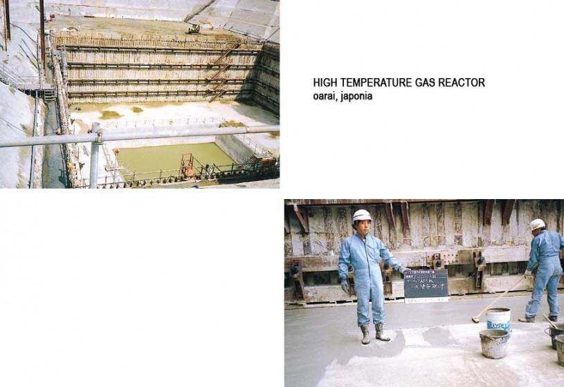 Lucrari, proiecte Lucrari internationale - Produse pentru impermeabilizarea si protectia betonului prin cristalizare XYPEX - Poza 46