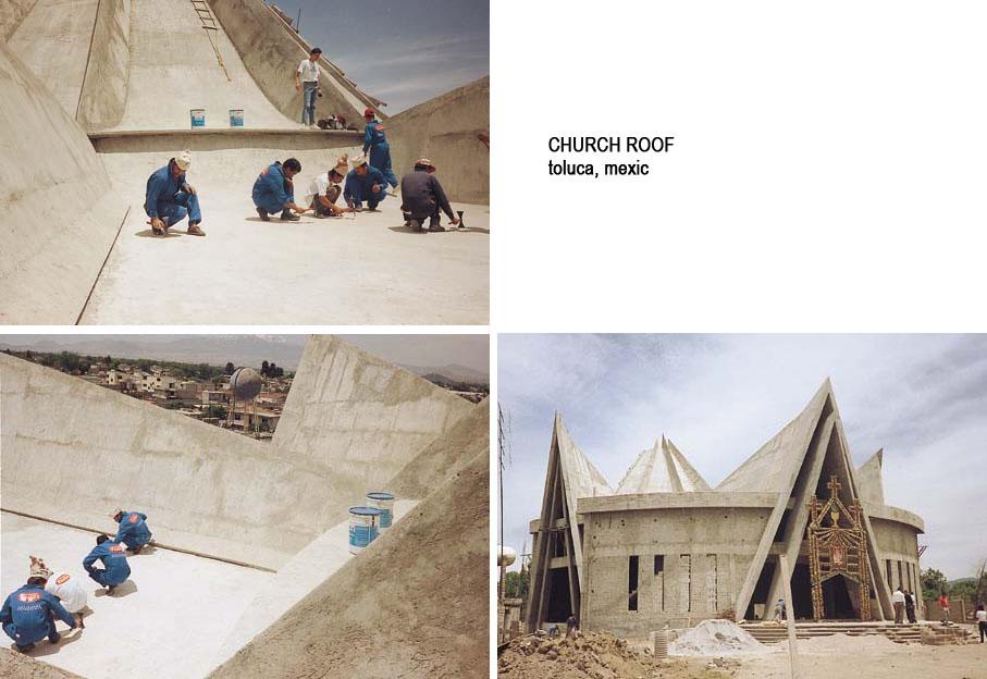 Lucrari internationale - Produse pentru impermeabilizarea si protectia betonului prin cristalizare XYPEX - Poza 47