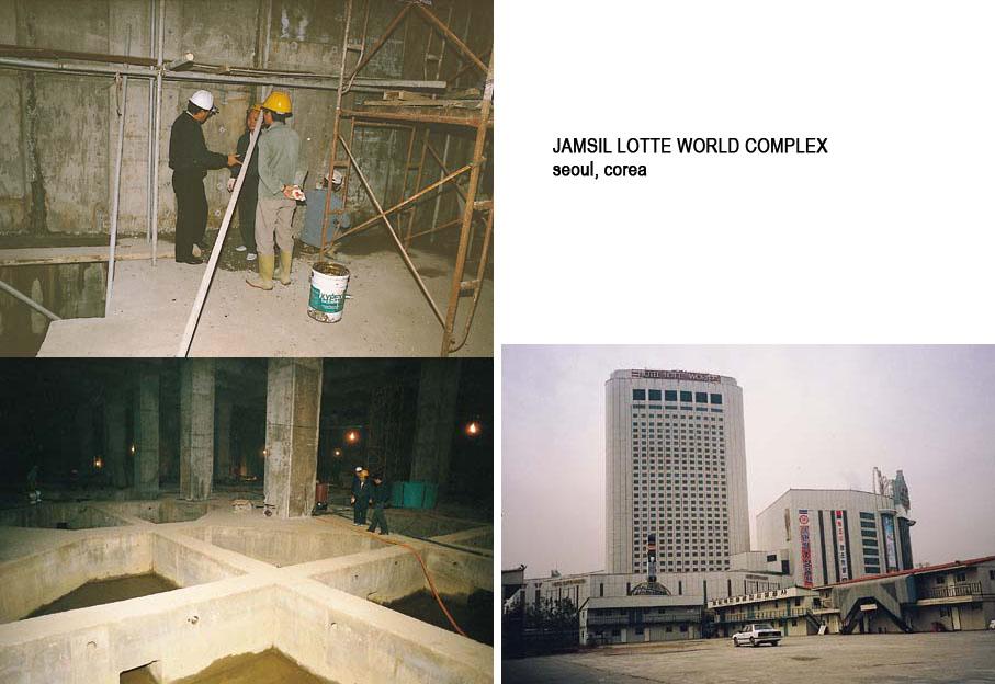 Lucrari internationale - Produse pentru impermeabilizarea si protectia betonului prin cristalizare XYPEX - Poza 48