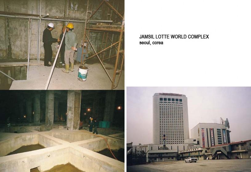 Lucrari, proiecte Lucrari internationale - Produse pentru impermeabilizarea si protectia betonului prin cristalizare XYPEX - Poza 48